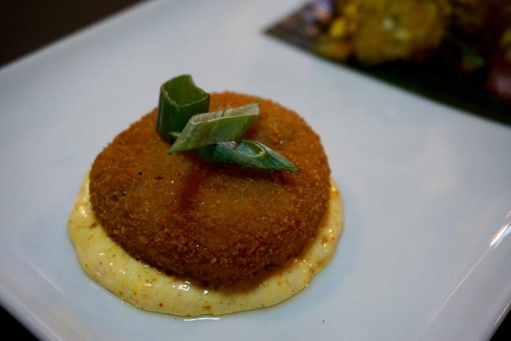 Itihaas-Birmingham-Salmon-Fishcake-starter-on-Plate
