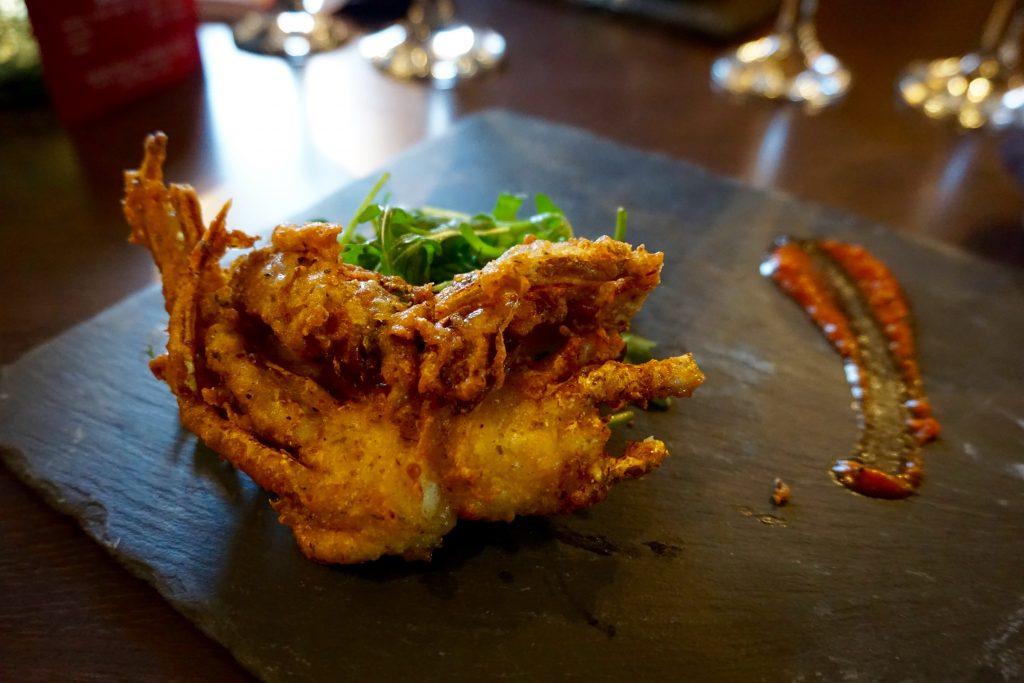 Itihaas-Birmingham-Soft-Shell-Crab-on-Slate