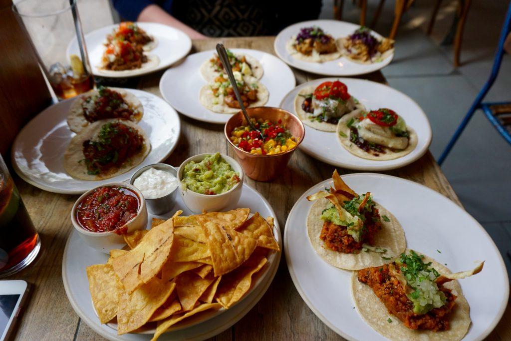 Boca Grande at The Plough - Taco Feast