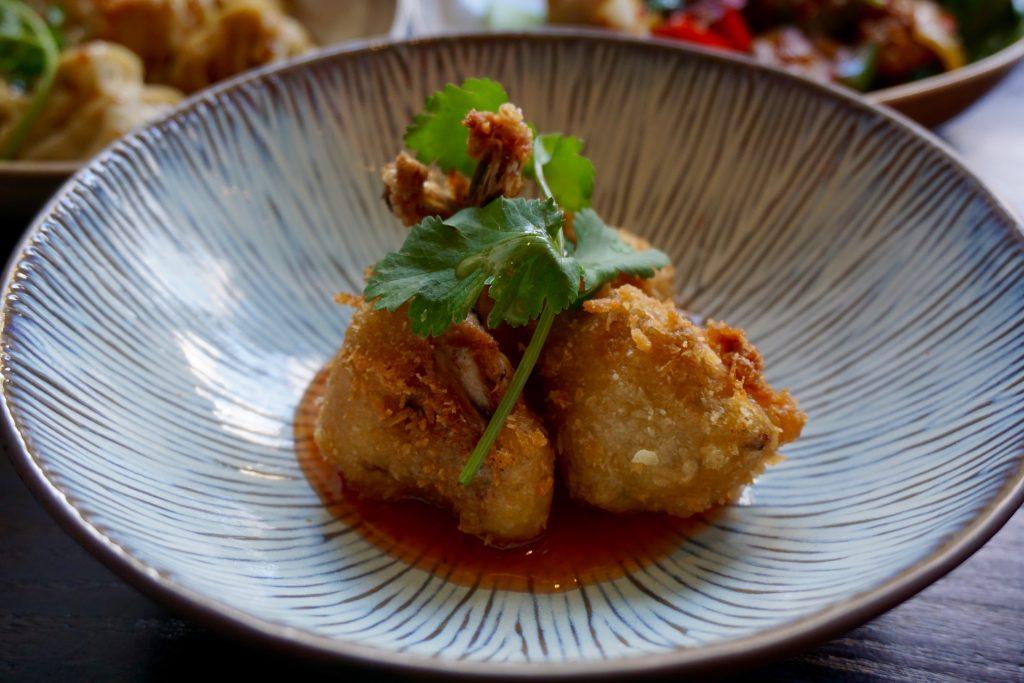 Chaophraya Chicken Boxing Thai Reimagined Menu