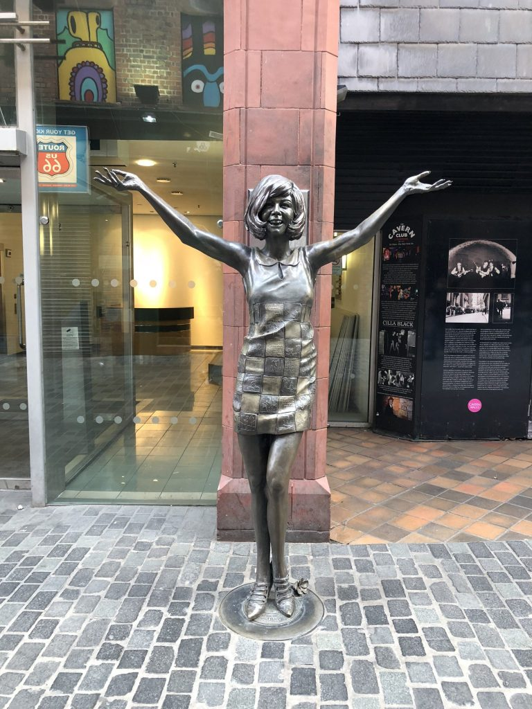 Cilla Black The Cavern Club
