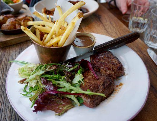 Bistrot Pierre Pave de Steak