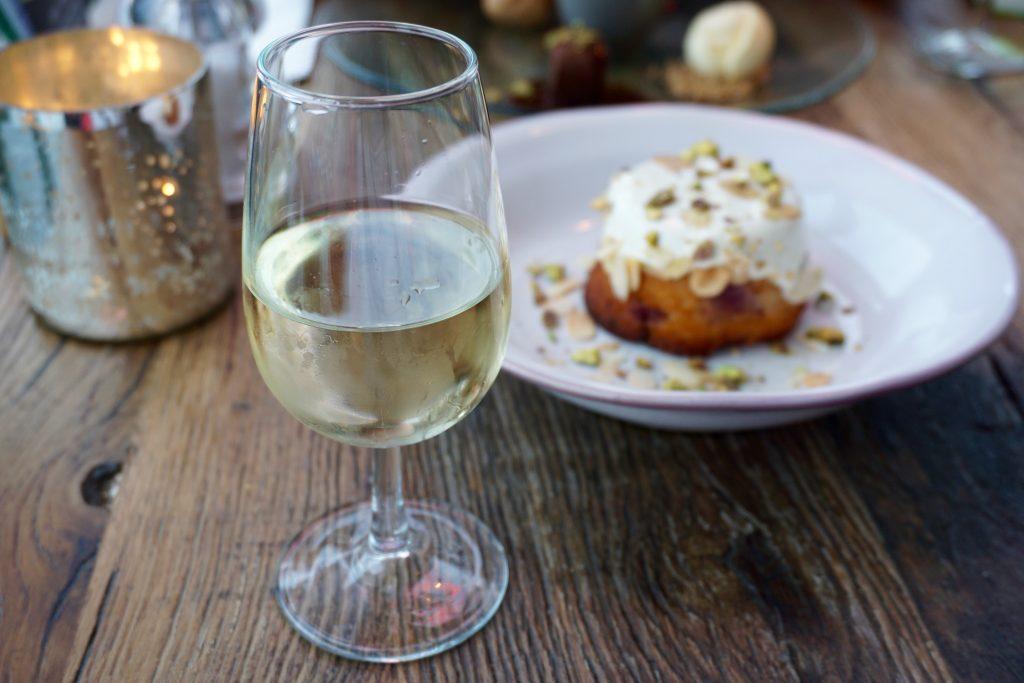 Bistrot Pierre Dessert Wine