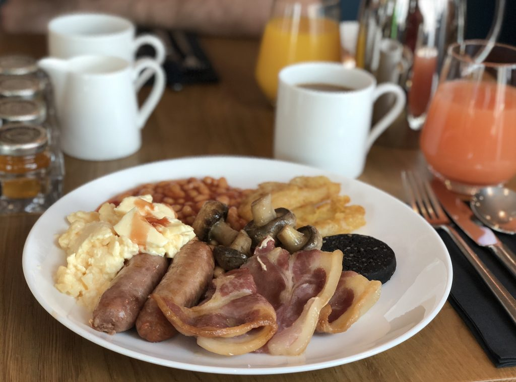 Hotel Breakfast The Pullman Liverpool