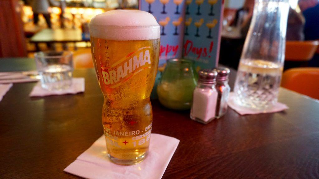 Las-Iguanas-Bottomless-Brunch-Brahma-Beer