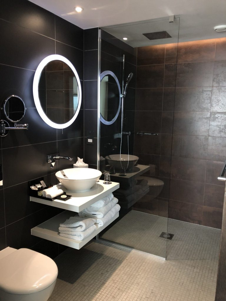 Superior Bathroom at The Pullman Liverpool