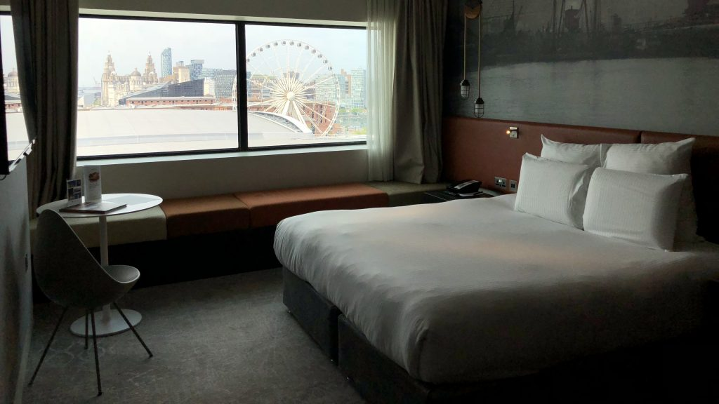 Superior Room at The Pullman Liverpool