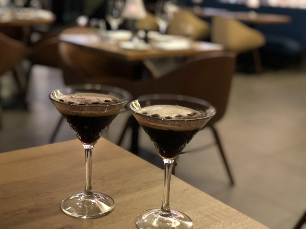 Wheelers of St James Espresso Martini