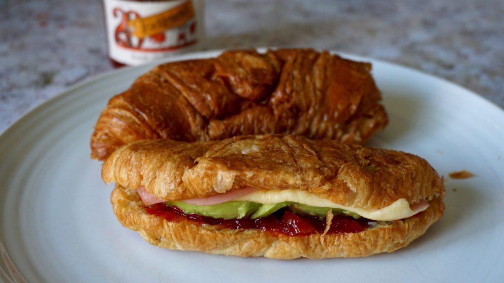 Brunch-Croissant-Cheese-Ham-Avo-Chilli-Jam