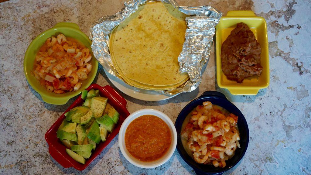 Spicy-Prawn-Tacos-Ingredients