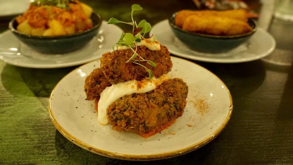 Cosy-Club-Worcester-Spinach-Croquette
