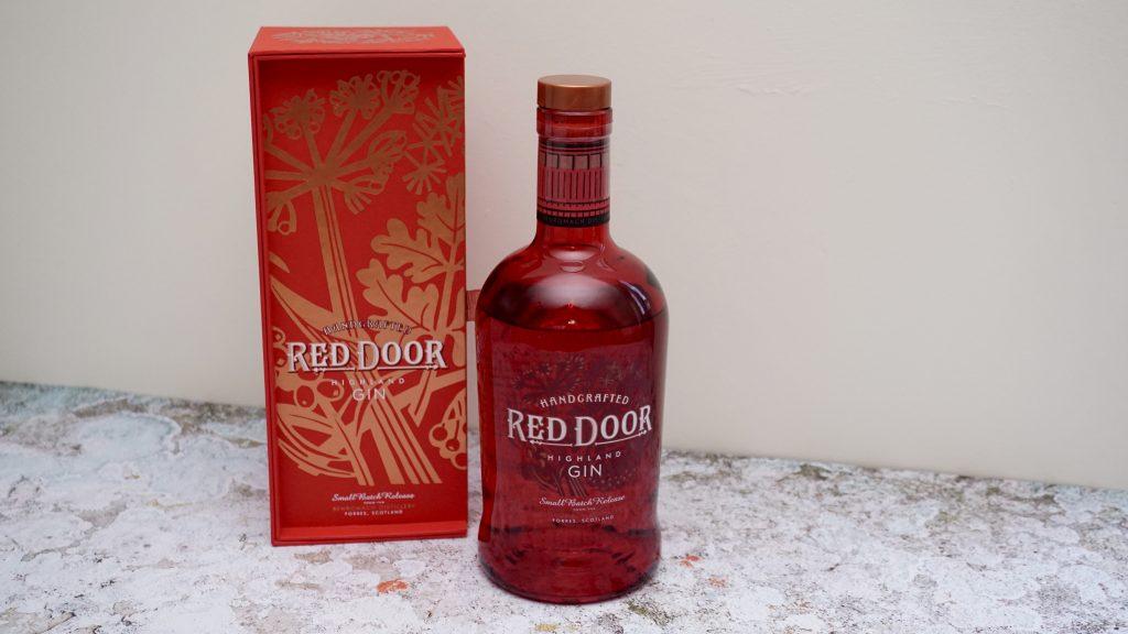 Red-Door-Gin-Bottle