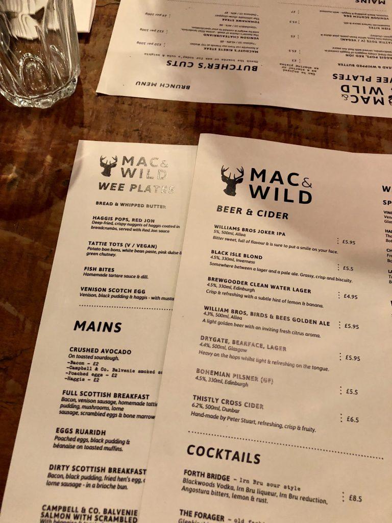 Menu-Mac-and-Wild
