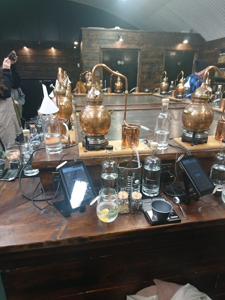 Manchester-Three-Rivers-Gin-Gin-Making-Set-Up