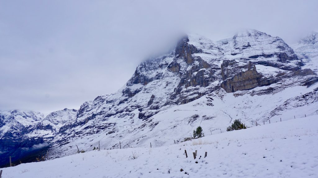 The-eiger-north-wall