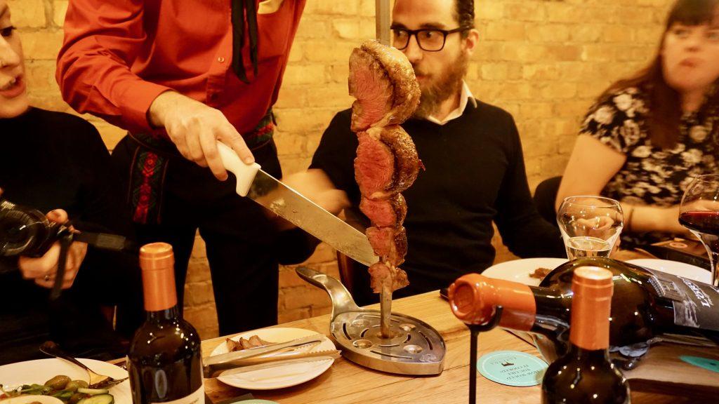 Meat-on-sword-Fazenda
