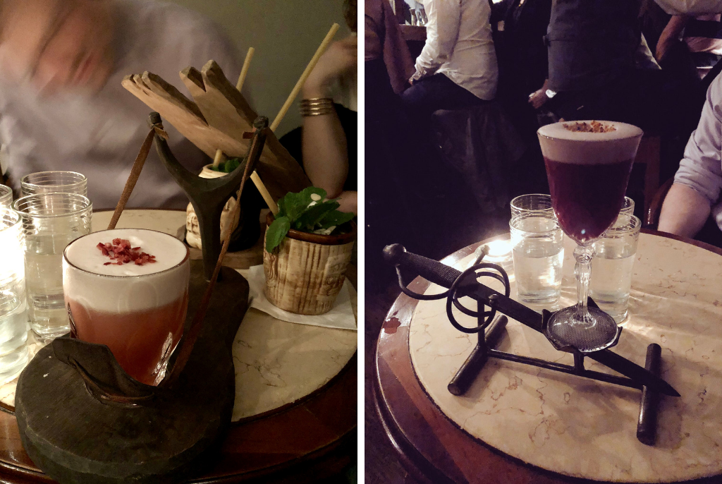Red-Bird-Cocktail-and-Ezio-Auditore-Anonymous-Bar-Prague