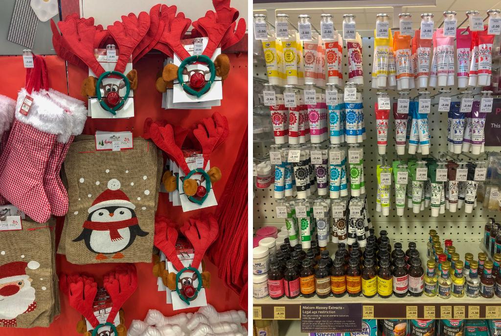 Hobbycraft-Christmas-Items-Gallagher-Shopping-Park