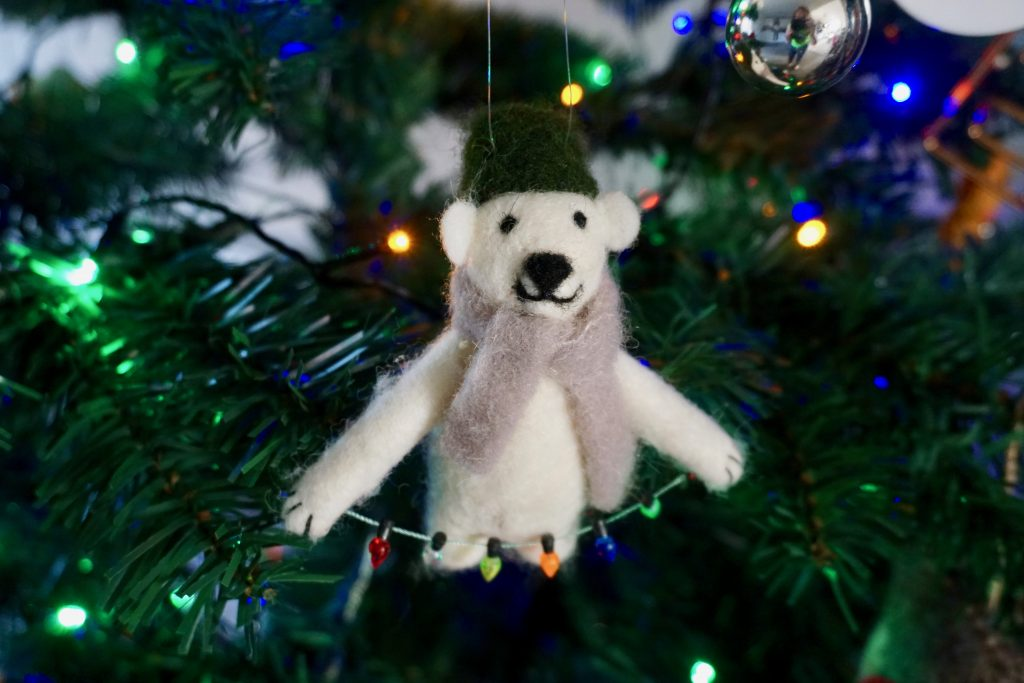Teddy-Christmas-Decoration