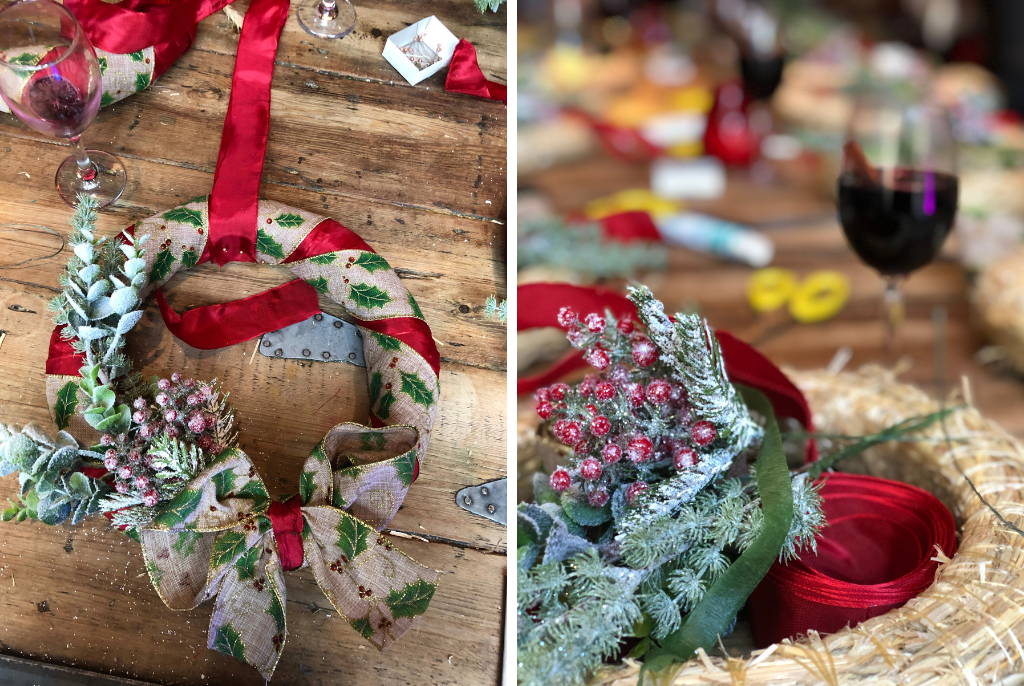 Wreath-Making-with-Moonpig