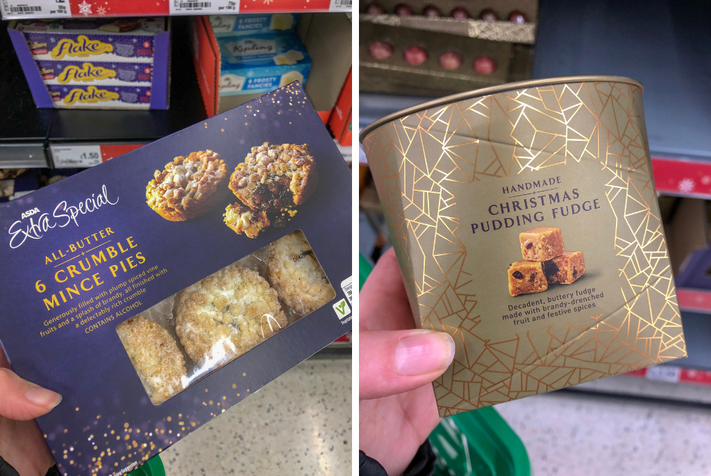 asda-extra-special-mince-pies-and-christmas-pudding-fudge