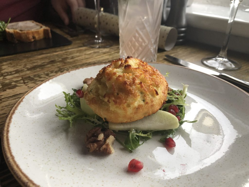 Cheese-Souffle-Sunday-Lunch-The-Old-Rectifying-House-Worcester